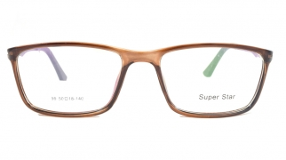 Super Star 99 Brown | ainak.pk