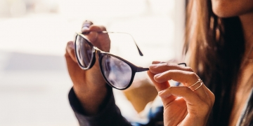 Sunglasses to protect your eyes