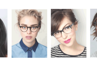 How Do Women Look Good in Eyeglasses?