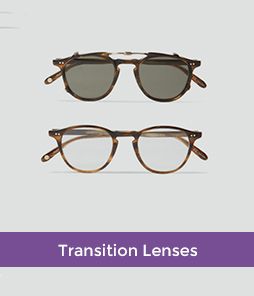 14e80ffca2 Single Lenses · Transition Lenses · Bifocal Lenses · Progressive Lenses